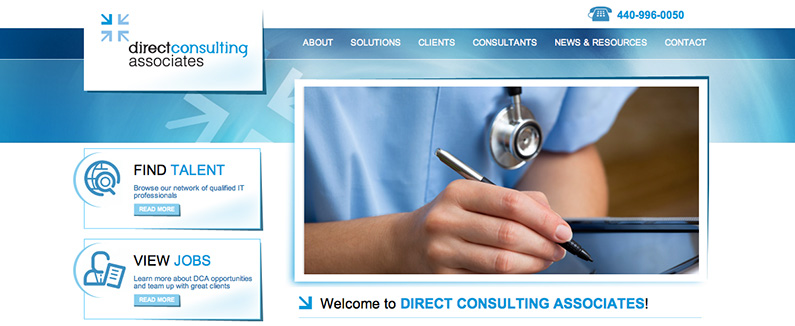 Just Launched: Direct Consulting Associates