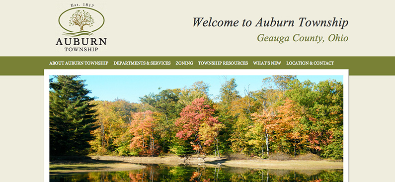 Just Launched: Auburn Township