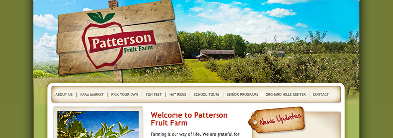 Recently Launched: Patterson Farm