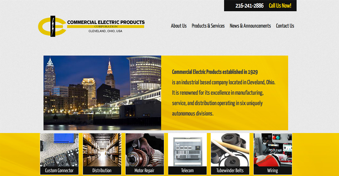 Just Launched: Commercial Electric Products