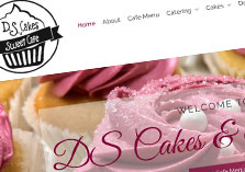 DS Cakes & Sweet Cafe